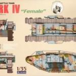 WW1 Heavy Battle Tank