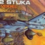 Academy JU87G-2 STUKA Kanonen Vogel