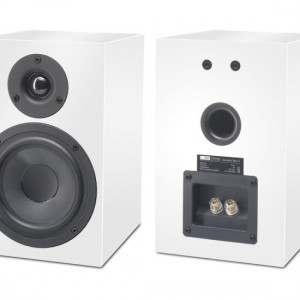 speakers white