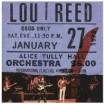 Lou Reed Black Friday